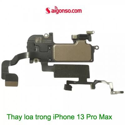 Thay loa trong iPhone 13 Pro Max