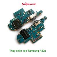 Thay chân sạc Samsung A52s