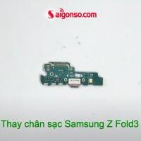Thay chân sạc Samsung Galaxy Z Fold3