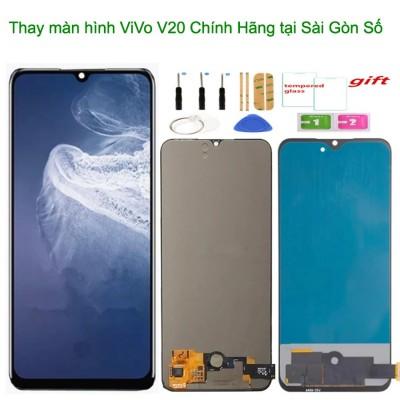 Thay màn hình Vivo V20