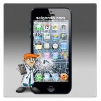 Thay mặt kính iPhone 5/5c/5s