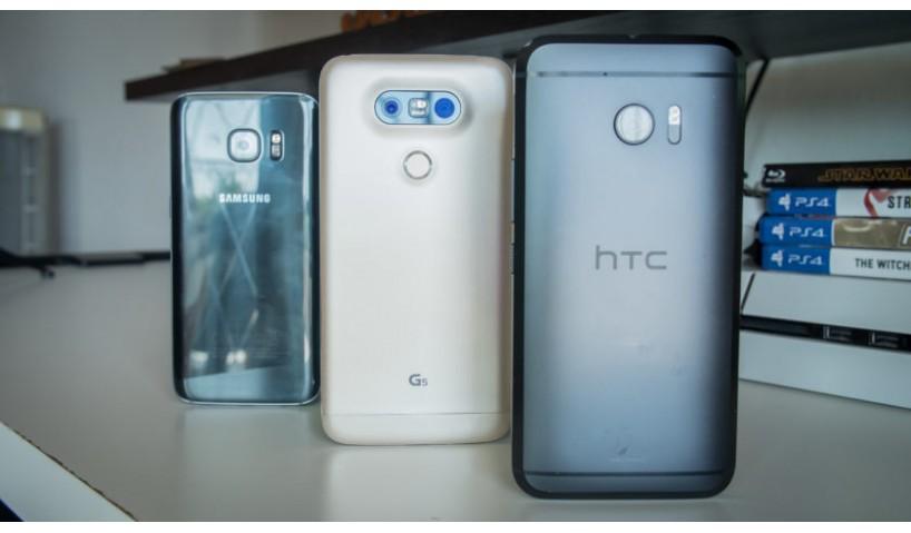 3 mẫu smartphone đẹp sẽ được bán ngay sau dịp Tết