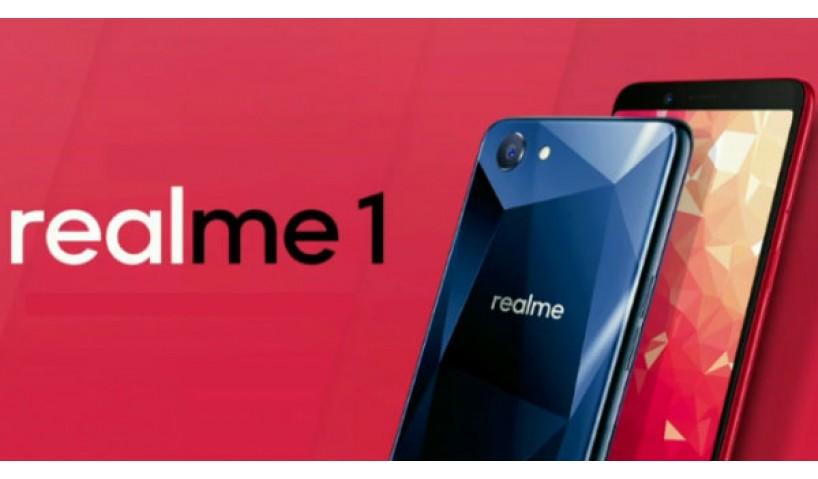 Oppo Realme 1 - smartphone giá rẻ, đẹp, chất