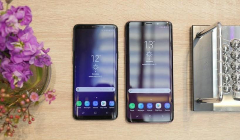 Samsung Galaxy S9 và S9 Plus ra mắt đánh bật nhiều siêu phẩm khác