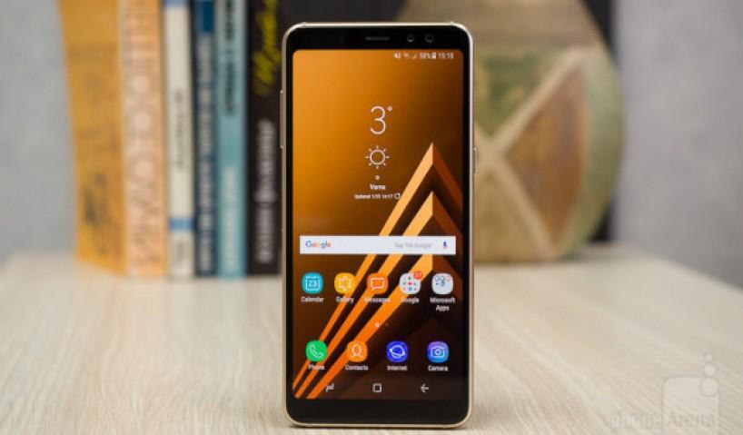 Ấn tượng với hiệu năng của Samsung Galaxy A8