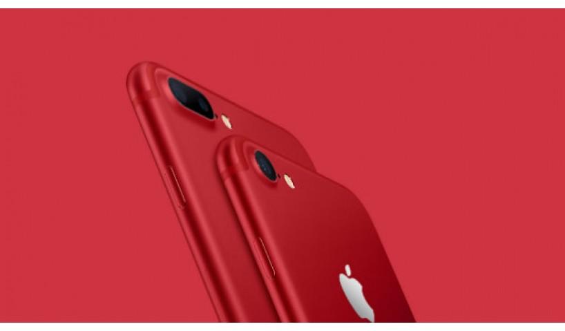 Cá tính, rực rỡ với iPhone 8 phiên bản RED