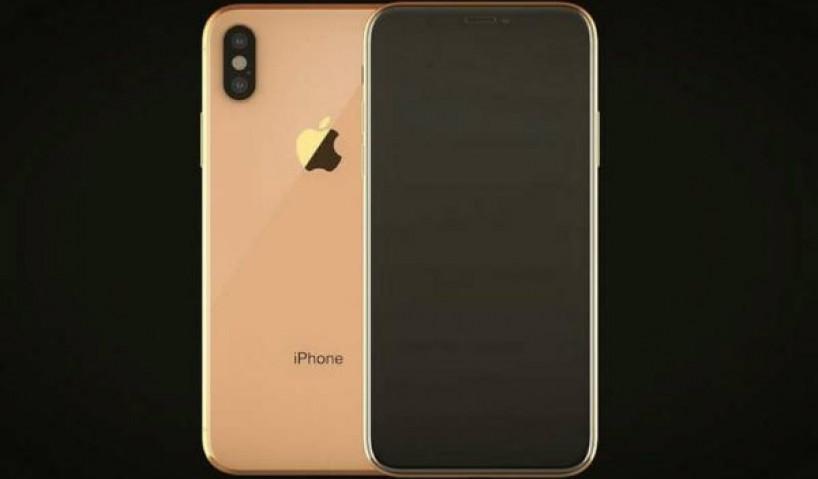 Đẳng cấp sang trọng với iPhone X phiên bản Blush Gold