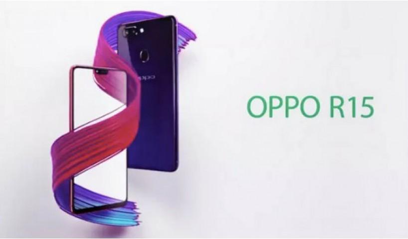 Đánh giá nhanh điện thoại Oppo R15 mang dáng vẻ của iPhone X