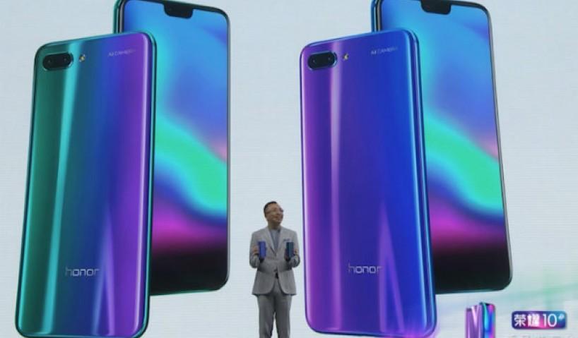 Đánh giá nhanh sản phẩm Honor 10 tại Việt Nam
