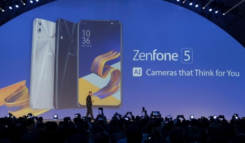 Điều gì làm nên sức hút khó cưỡng của Asus Zenfone 5?