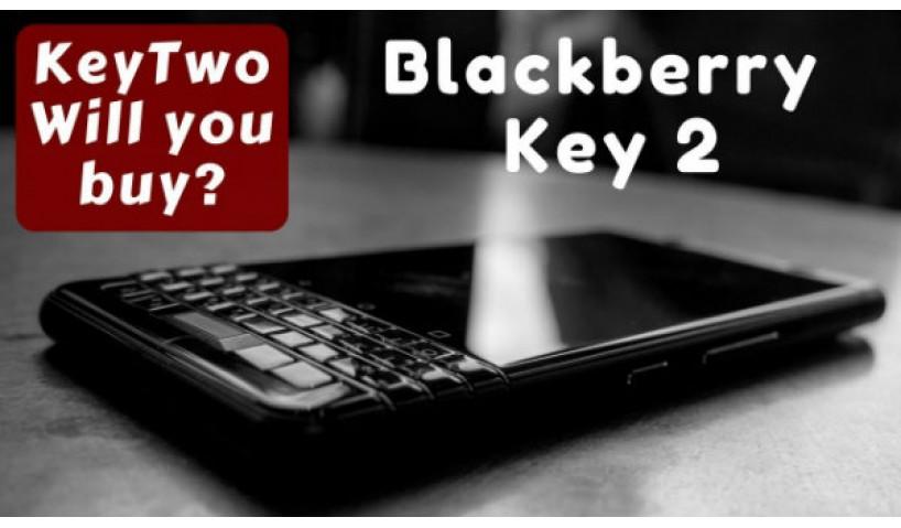 Hé lộ bí mật về người kế nhiệm của BlackBerry KeyOne