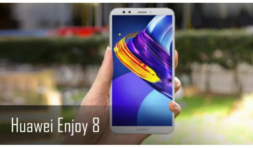 Huawei Enjoy 8 gây ấn tượng mạnh tại thị trường Trung Quốc