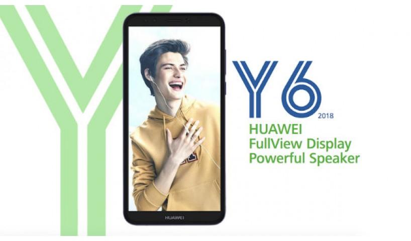 Ngoài giá rẻ, Huawei Y6 2018 còn có gì hấp dẫn người dùng?