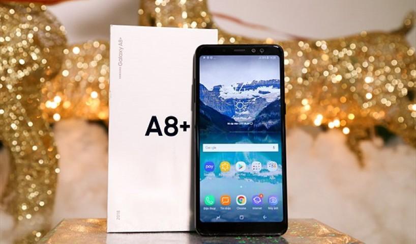 Những chiếc điện thoại tầm trung có thiết kế màn hình đẹp nhất
