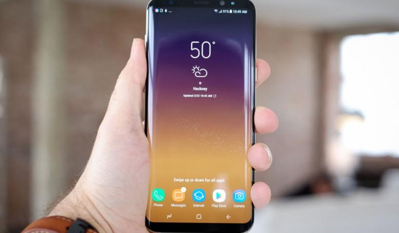 Những ý do đt S8 Active: Hầm hố, pin siêu trâu, tính năng ngang Galaxy S8