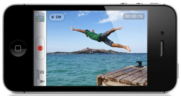 iPhone 4S cũ 16GB màn hình
