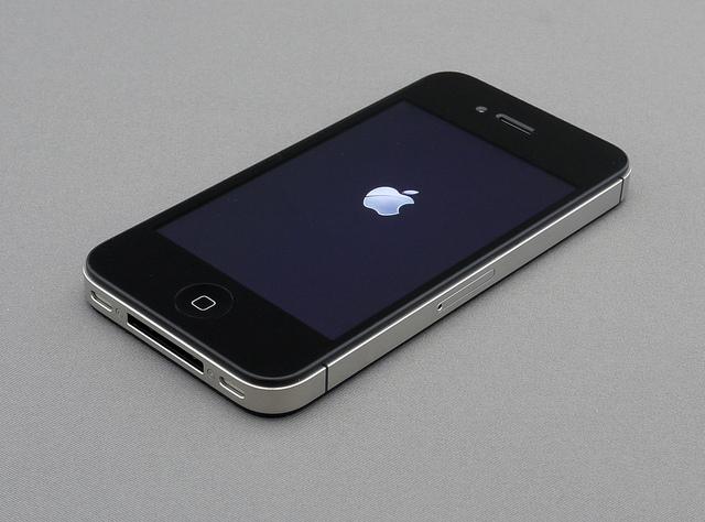 iPhone 4S cũ 16GB hình ảnh thực tế 3