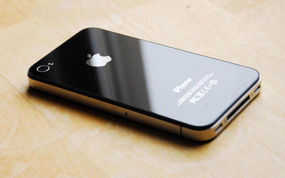 iPhone 4S cũ 16GB hình ảnh thực tế 4