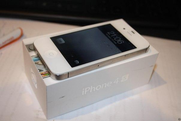 iPhone 4S cũ 16GB hình ảnh thực tế 2