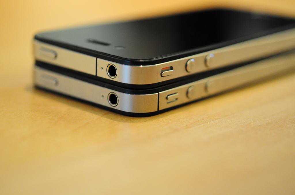 iPhone 4S cũ 16GB hình ảnh thực tế