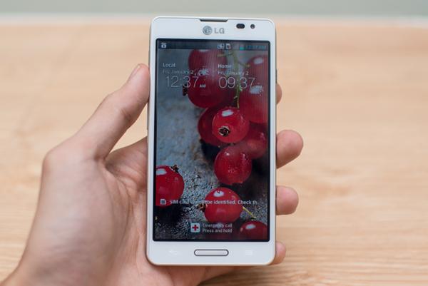 LG Optimus LTE3 3