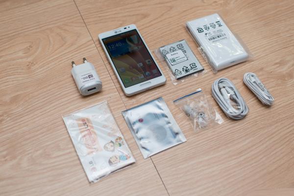 LG Optimus LTE3 6