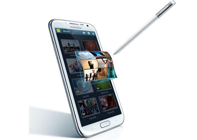 Samsung Galaxy Note 2 chính hãng 1