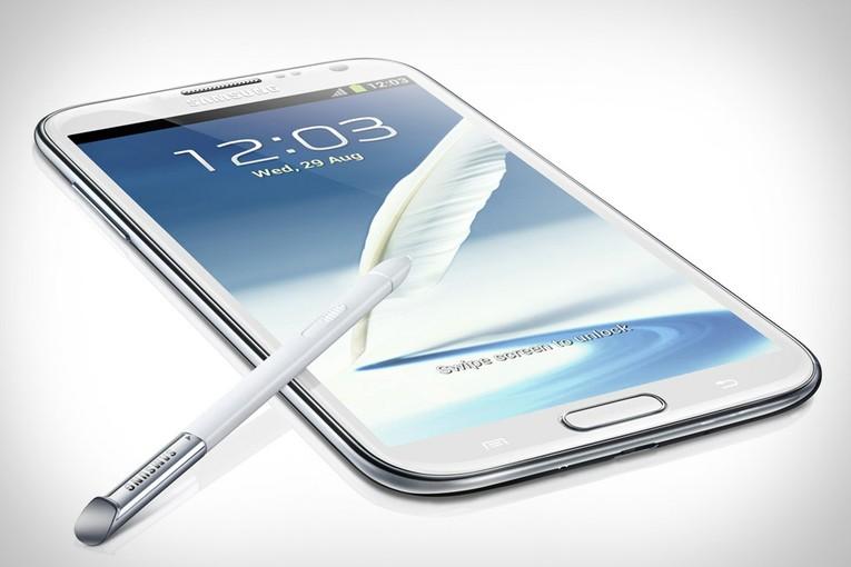 Samsung Galaxy Note 2 chính hãng 3