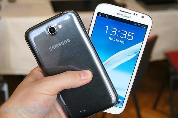 Samsung Galaxy Note 2 chính hãng 7