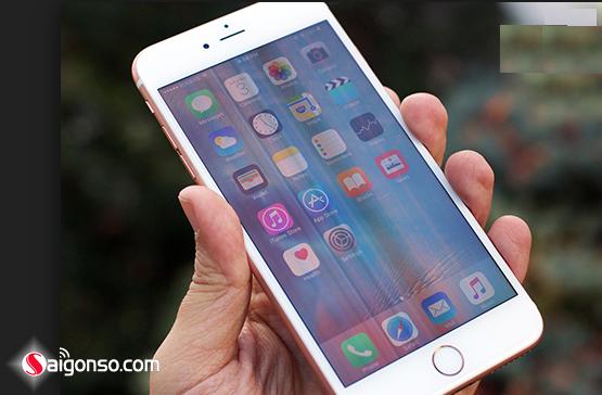 iPhone 8 bị hư lcd