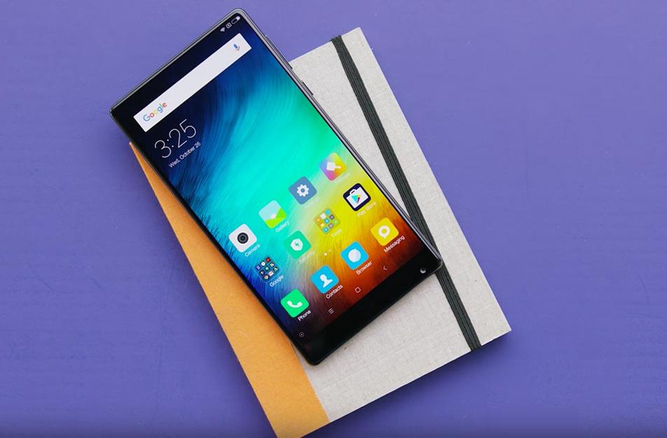 ấn tượng có smartphone cấp cao của Xiaomi – XiaoMi MI MIX