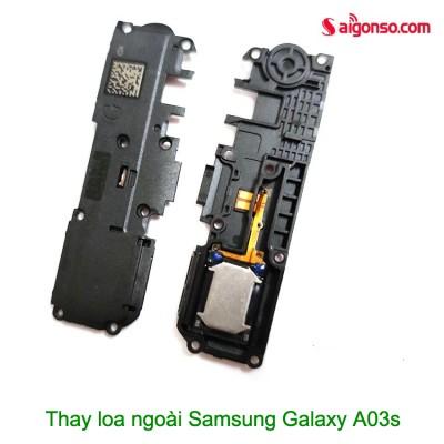 Thay loa ngoài Samsung A03s