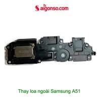 Thay loa ngoài Samsung A51