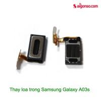 Thay loa trong Samsung A03s