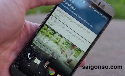 thong so kich thuoc cua HTC One M9 doi thay ra sao